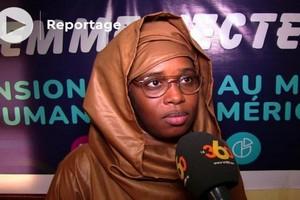 Vidéo. Mauritanie: la résilience par l'art au service des droits des femmes et jeunes filles
