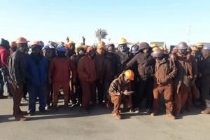 Nouadhibou : les journaliers de la SNIM décrètent un arrêt de travail