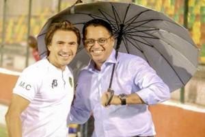 Corentin Martins sort de son mutisme: ''la parapluie n'aura pas suffi''