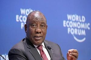 Cyril Ramaphosa, président sud-africain : la situation à Gaza