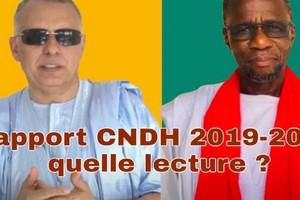 Rapport CNDH 2019-2020, quelle lecture ?