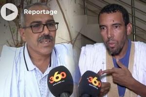 Vidéo. Réactions des partisans de l'ancien président Ould Abdel Aziz après sa mise en détention préventive
