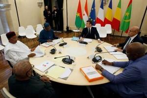 Sahel: un sommet pour préparer le désengagement militaire français