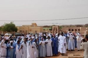 Mauritanie/Education : Des centaines d'enseignants boycottent l'évaluation du MEN