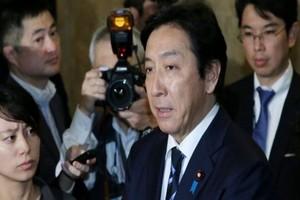 Un ministre japonais démissionne pour avoir offert des melons et des crabes à ses électeurs