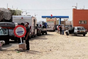 Le Maroc et la Mauritanie se coordonnent pour fluidifier le passage d'El Guerguarate
