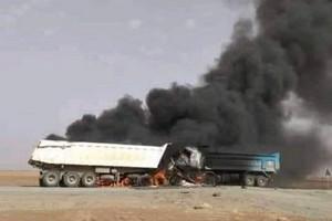 Des conducteurs de camions tués dans un accident de circulation sur la route d'Akjoujt