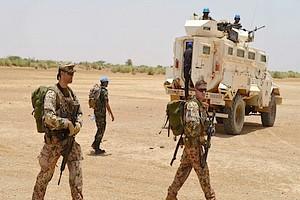 La France et l'Allemagne à l'unisson dans la lutte antiterroriste au Sahel