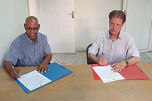 Marathon International de Nouadhibou signe une convention avec l'Association du Grand Atlas du Maroc