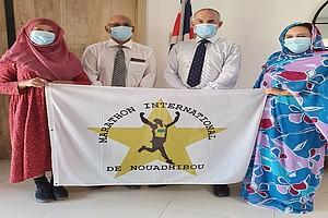 Voyage du DG de Marathon de Nouadhibou à Nouakchott [Photoreportage]