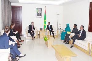 Un responsable Américain affirme que la Mauritanie a progressé dans la lutte contre la traite des personnes