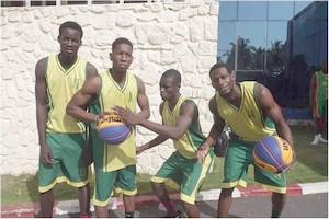 Elim CAN 3×3 FIBA 2018 : la Mauritanie ambitionne