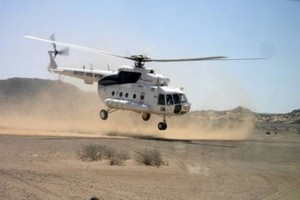 Sahara : La MINURSO veut construite un héliport à Tifariti