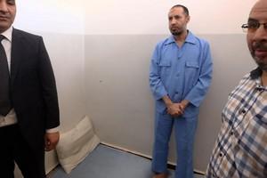 Saadi Kadhafi, fils de l'ex-dirigeant libyen, libéré de prison