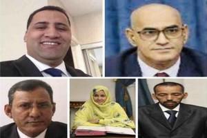 Ould Diay, Ould Jelvoune et d'anciens ministres entendus par la police anti-corruption