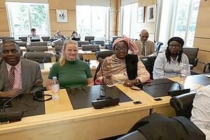 Réunion du comité des Nations-Unies pour l'élimination de toutes formes de discrimination (Cerd) à Genève