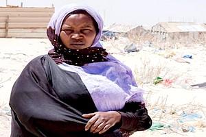 [VIDEO] Aichetou Mint Brahim : « Ce qui va nous tuer, c'est la famine ! »
