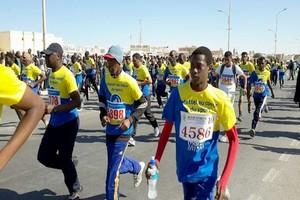 Retour en images sur la huitième édition du Marathon international de Nouadhibou [PhotoReportage]