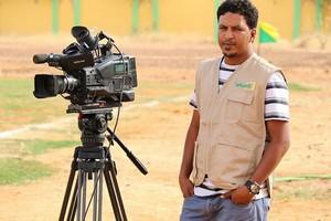 AL RIYADYA , une chaîne 100% Sport est née en Mauritanie [PhotoReportage]