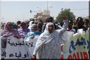 Mauritanie, Libert� d�expression rapport AMDH 2016