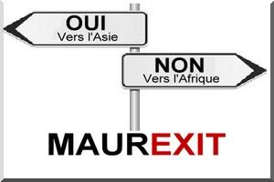 Libre Expression | Maurexit : La Mauritanie doit-elle quitter l'Afrique ? Par le Pr ELY Mustapha