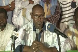 Des leaders du parti de Ould Boukkheir à El Mina annoncent leur retrait (Photos et Vidéo)