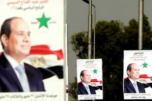 Égypte : le président Sissi annonce qu'il ne briguera pas de troisième mandat