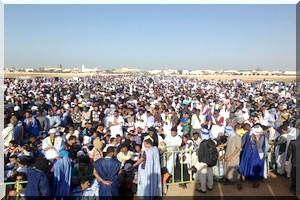 Affaire Ould Mkheittir : Des milliers de Nouakchott manifestent en prévision de l'arrêt de la Cour Suprême