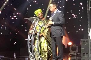 AITEO CAF AWARDS 2017 : Ahmed YAHYA, meilleur dirigeant en Afrique !