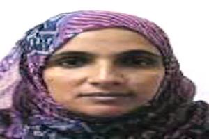 Mauritanie. La député Aicha Boune :