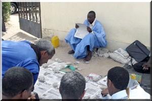 Mercredi prochain, « journée sans presse » en Mauritanie