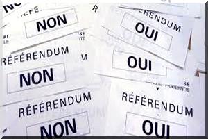 Mauritanie : le rأ©fأ©rendum sur la Constitution prأ©vu le 15 juillet prochain