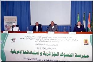 Adrar : les zaouأ¯as algأ©riennes constituaient des centres de rayonnement africain (rencontre)