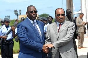 Dakar et Nouakchott signent un accord pour l'exploitation du champ gazier