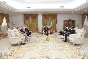 Le Royaume-Uni est impatient de nouer des relations étroites avec la Mauritanie ( Ministre britannique )