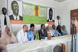 Conférence de presse de Birame Dah Abeid : «Il est plus facile pour Mohamed Abdel Aziz de devenir Roi de l'Arabie Saoudite que Président de la Mauritanie après 2019»