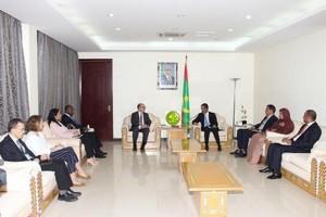 Plus de 22 millions de dollars du FMI à la Mauritanie