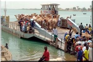 Mauritanie-Sénégal: le financement de la BAD acquis pour le pont de Rosso