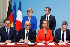 Berlin et Paris lancent l'