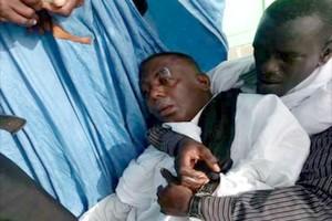 Biram Dah Abeid blessé lors des manifestations à Nouakchott - Communiqué d'IRA-Mauritanie