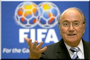 Qualification au CHAN : Blatter témoigne