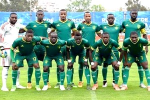 CHAN 2018: premier adversaire du Maroc, la Mauritanie prépare la compétition en Tunisie