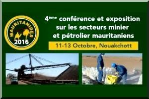 Le secteur minier et pأ©trolier mauritaniens au centre d'un dأ©bat أ Nouakchott