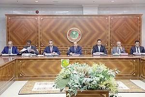 Communiqué du Conseil des Ministres du Jeudi 11 Avril 2019