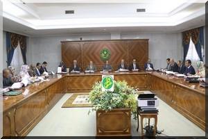 Communiquأ© du Conseil des Ministres du Lundi 29 Mai 2017