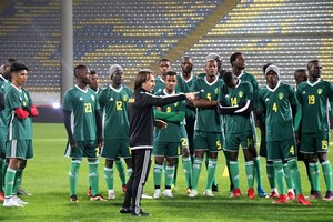 Mourabitoune: Séance d'entraînement à Casablanca