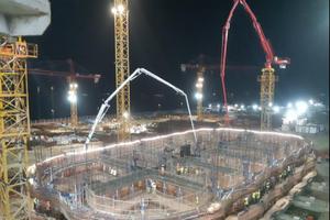 Sénégal: Eiffage Génie Civil Marine démarre la construction des caissons de la digue de protection du projet gazier GTA