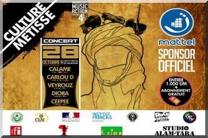 Festival de culture métisse : Pour tisser des liens culturels à travers la musique