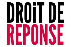 Droit de Réponse sur l'affaire du litige foncier de Dafort au Guidimakha
