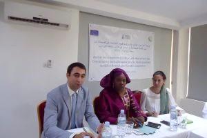 Environ 900.000 Euros pour les coopératives féminines du Guidimagha